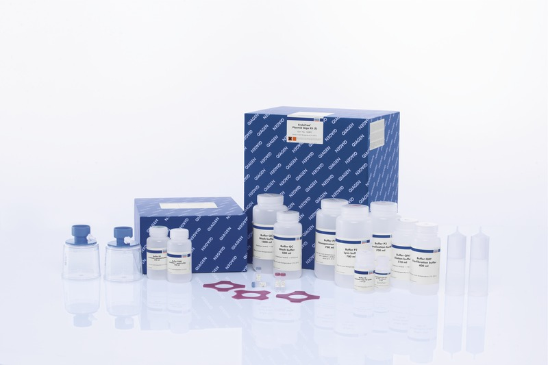 bertec - EndoFree Plasmid Kits